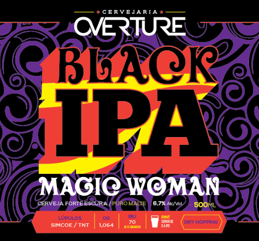 IPA Black Magic Woman
